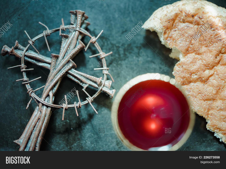 Holy Communion On Image & Photo (Free Trial) | Bigstock
