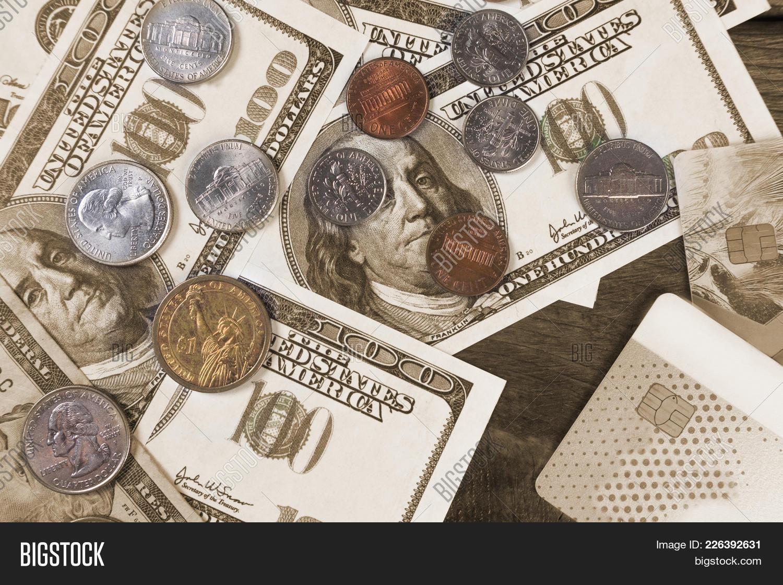 Hundred Dollar Bills Powerpoint Template Hundred Dollar Bills