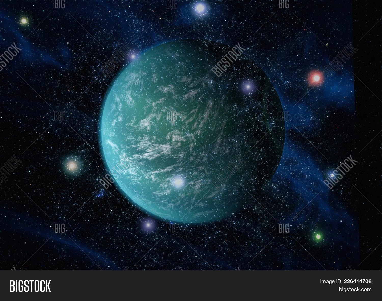 universe galaxy stars planet powerpoint template universe galaxy