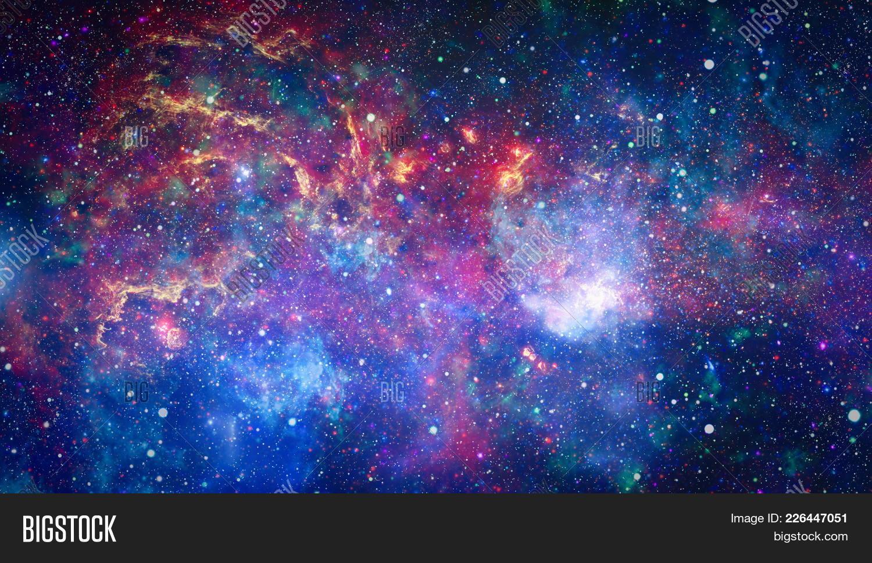 Infinity elements bluebird galaxy powerpoint template infinity your text toneelgroepblik Images