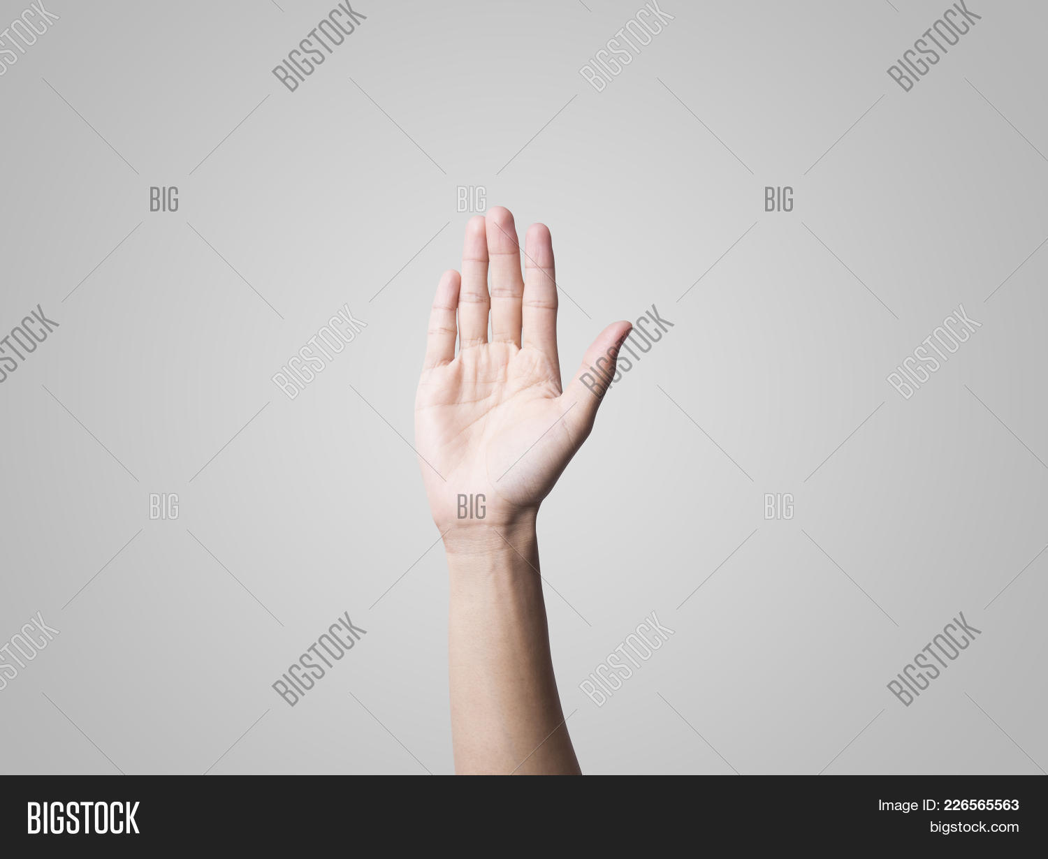 hands high powerpoint template hands high powerpoint background