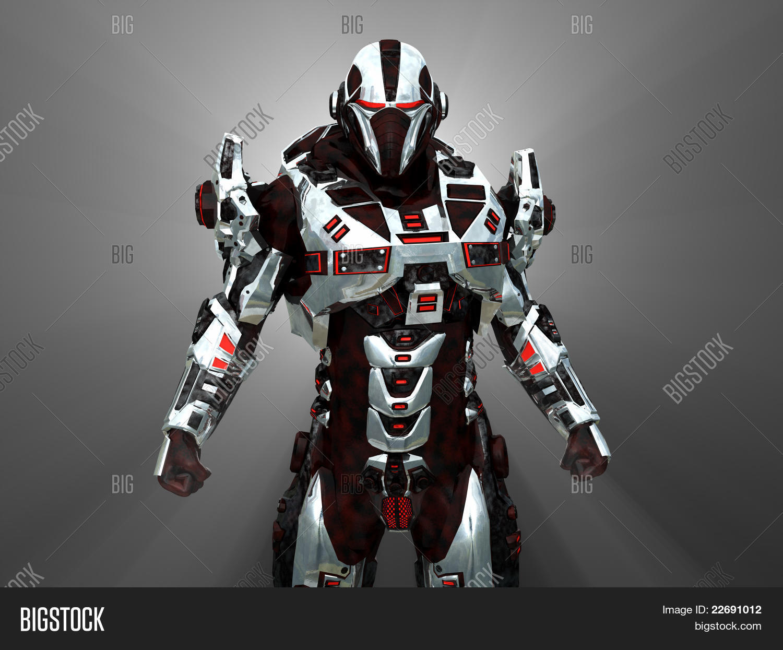 Futuristic Battle Image Photo Free Trial Bigstock