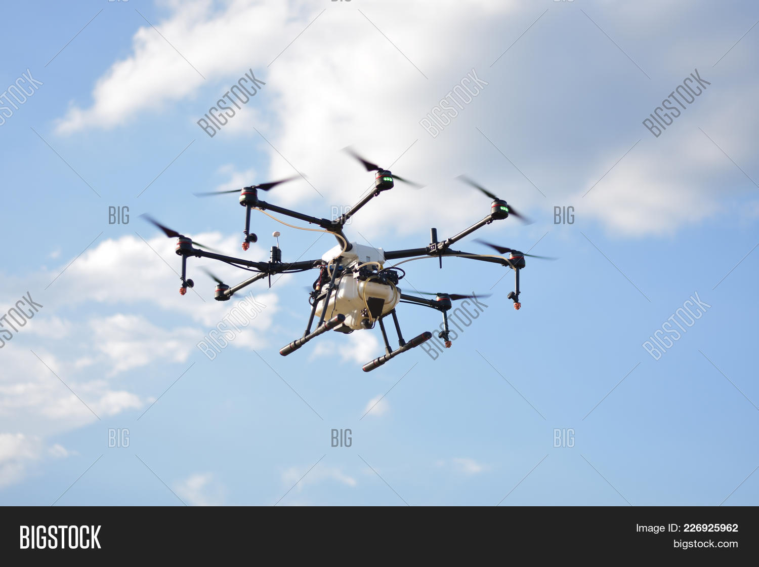 Flying Agriculture Image & Photo (Free Trial) | Bigstock