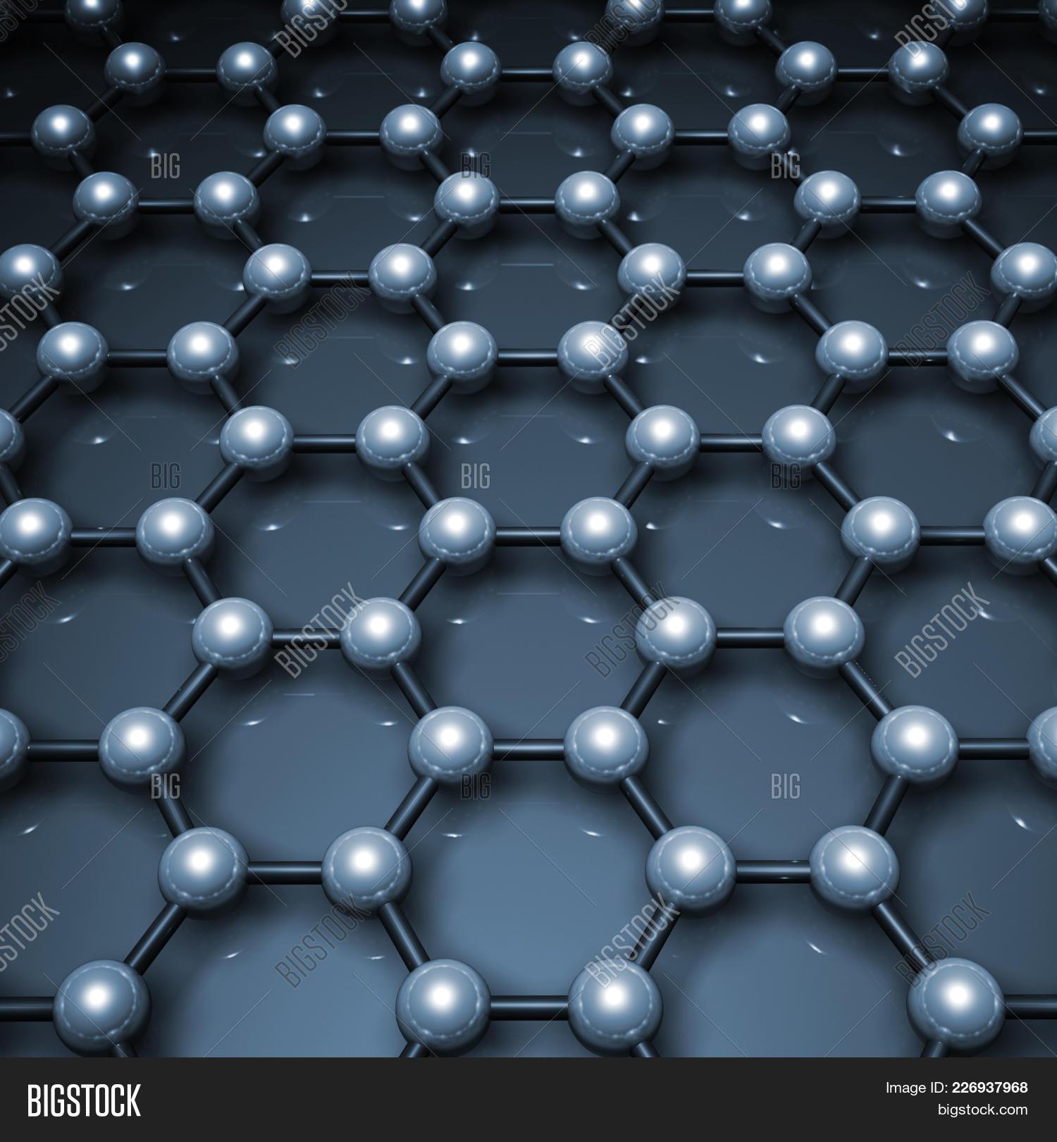 Graphene Layer Image & Photo (Free Trial) | Bigstock