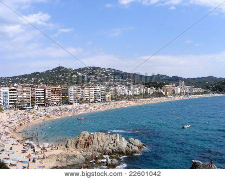 Lloret de Mar, Girona - Spain