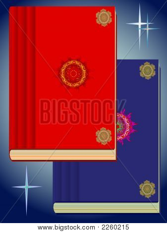 Two Magic Books