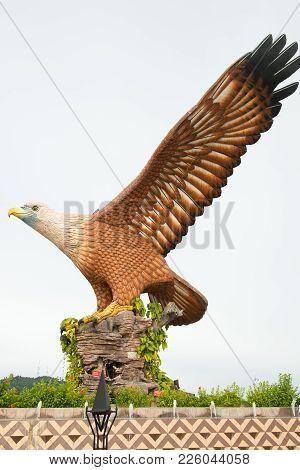 Eagle Square Langkawi Island, Malaysia