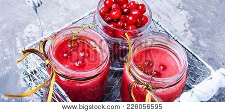 Health Smoothie With Smoothie