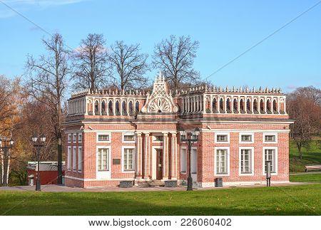 Cavalry Building