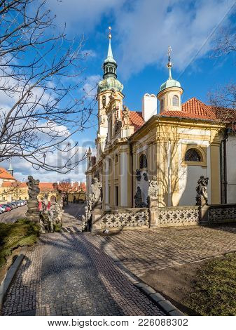 Church Of The Birth Of The Lord, Loretta, Prague