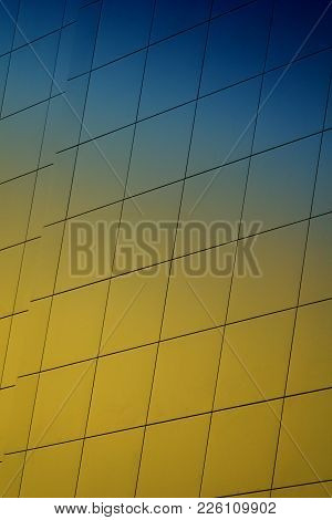 Wall Of A Modern Building Style Background Wallpaper Texture Foreground Minimalism Abstract Design C