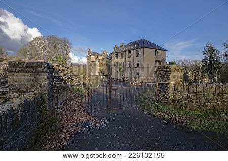 Drumbeg Manor- An Old Manor Considered One Of The Most Haunted Places In The Entire Europe