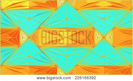 Background Geometric Colorful...