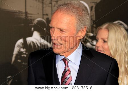 LOS ANGELES - FEB 5:  Clint Eastwood at the