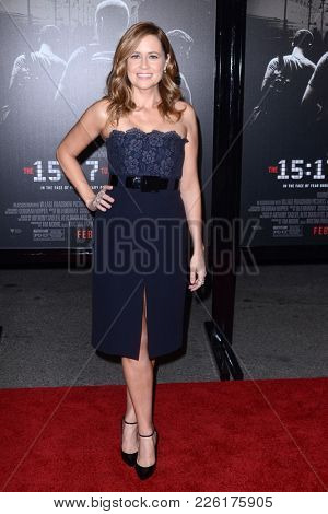 LOS ANGELES - FEB 5:  Jenna Fischer at the