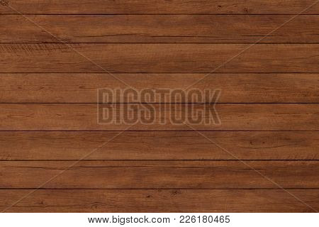 Close Up Of Wall Made Of Wooden Planks. Planks Background