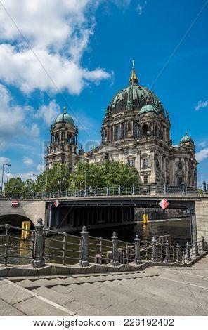 Berlin Cathedral Or Berliner Dom, Berlin, Germany