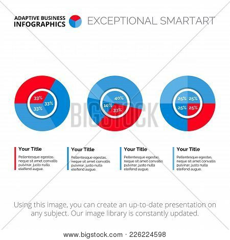 Complex Round Diagram. Element Of Presentation, Graph, Business Analysis. Concept For Infographics,