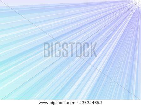 Pastel Abstract Explode Aura Background, Stripe Layer Bloom Corner, Fantasy Multicolor Transparent B