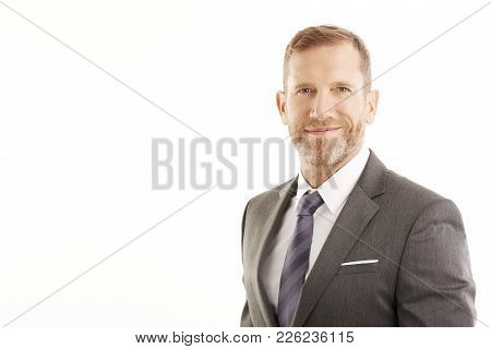 Senior Lawyer Portrait