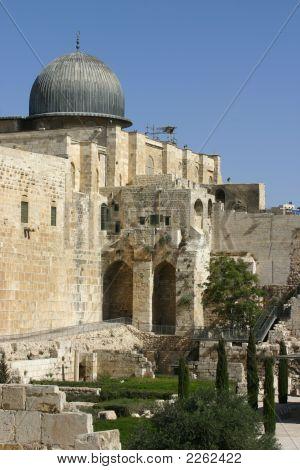 Jerusalem Israel, Photo Of Al-Aqsa Mosque