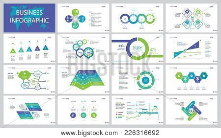Infographic Design Set Can Be Used For Workflow Layout, Presentation, Annual Report. Improvement And