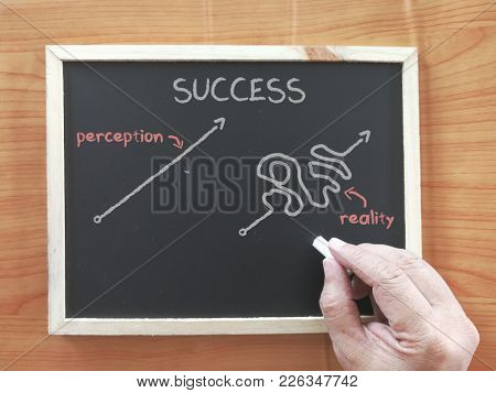 Reality about success