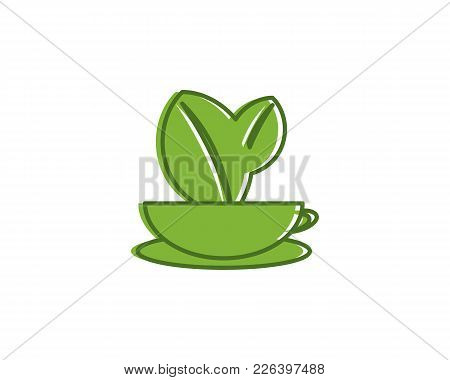 Is A Symbol Associated With A Tea Shop, Selling Tea Drinks, Drinks Or Tea Drinks