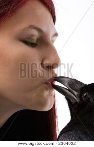 Kiss With Raven
