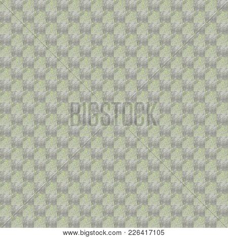 Grunge Seamless Colorful Texture Broken Fractal Patterns