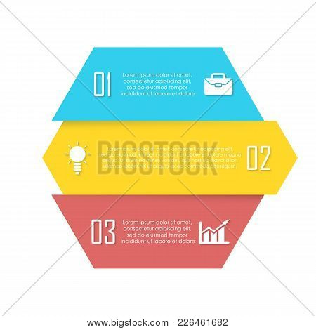 Vector Element For Infographic. Business Concept Can Be Used For Chart, Brochure, Diagram And Web De