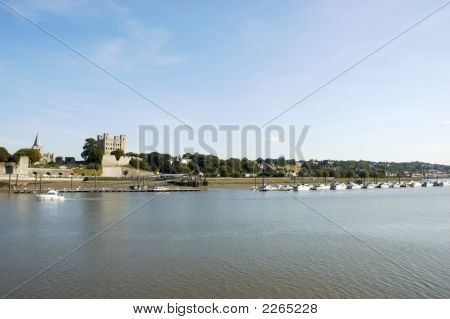 View Across The River Medway