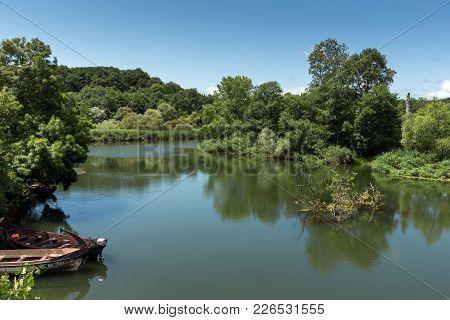 Amazing Landscape Of Veleka Rier, Burgas Region, Bulgaria