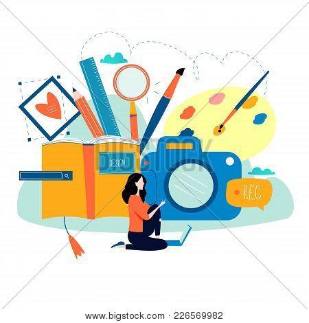 Design Studio, Designing, Drawing, Photographing, Graphic Design, Education, Creativity, Art, Ideas