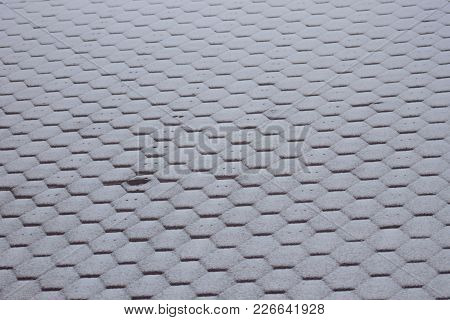 Roof Flexible Shingles Texture, Bitumen Roofing Surface