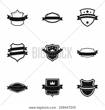 Norm Icons Set. Simple Set Of 9 Norm Vector Icons For Web Isolated On White Background