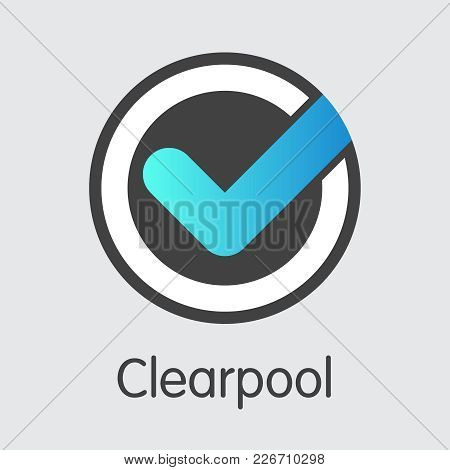 Cryptocurrency Clearpoll. Net Banking And Poll Mining Vector Concept. Cryptocurrency Mining Finance