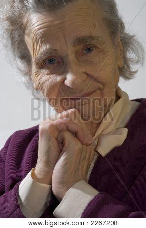 Elderly Woman Serie