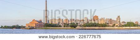 Gasometro And Guaiba Lake, Porto Alegre