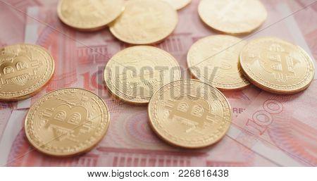 Bitcoin and RMB