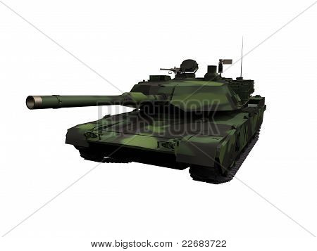 A style of tank for army .