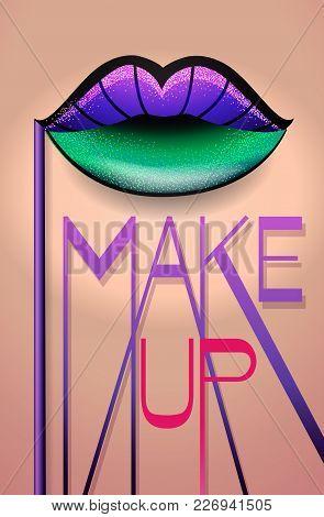 Banner For A Beauty Salon