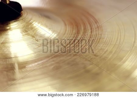 Golden Disc Hat Background Background, Hat, Disc Drum