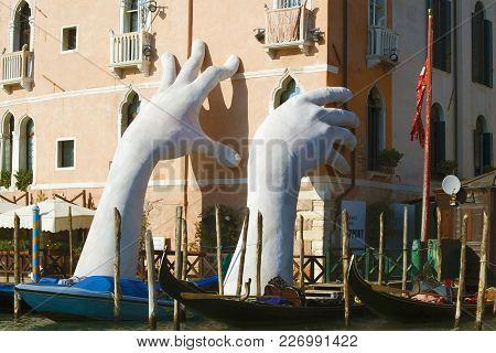 Venice, Italy - September 26, 2017: