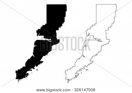 Lake And Peninsula Borough, Alaska (boroughs And Census Areas In Alaska, United States Of America,us