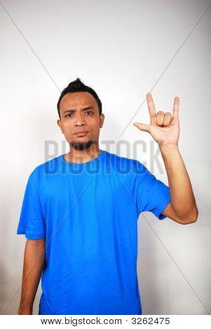 Sign Language - I Love You