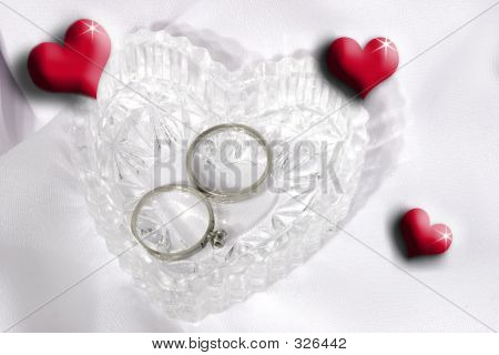 Rings And Hearts