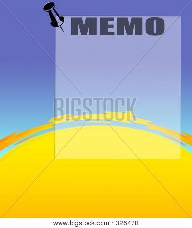 Summertime Memo