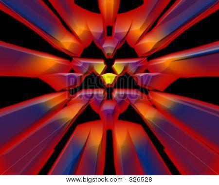 Psychadelic Abstract Artwork