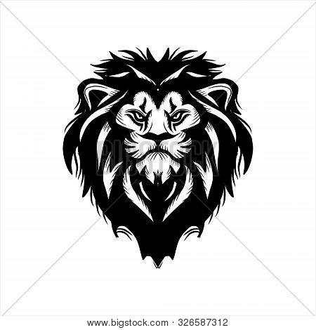 Vector lion. Lion logo. Lion head vector. Lion head logo. Lion icon. Lion King. Animal logo. Vector logo template. Business logo. Vector emblem. Emblem logo.
